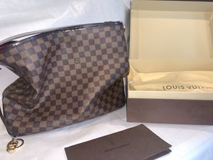 Authentic Louis Vuitton Delightful MM Damier for Sale in Los Angeles, CA