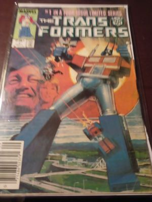 Transformers #1 for Sale in Klamath Falls, OR