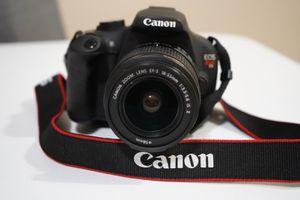 Canon Rebel t5 Camera for Sale in Matthews, NC
