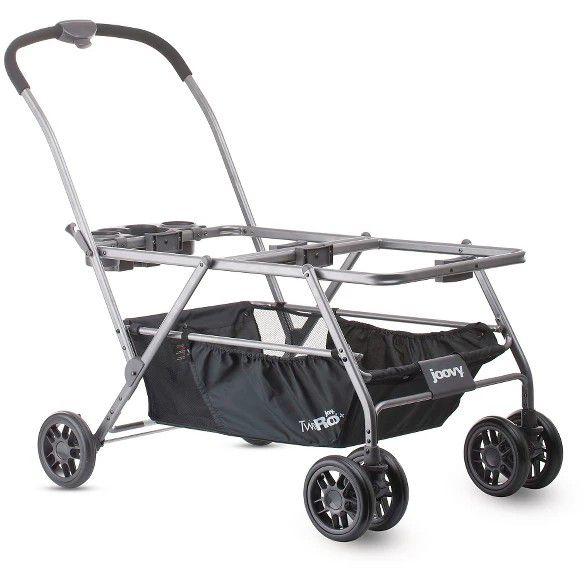Joovy twin roo double stroller