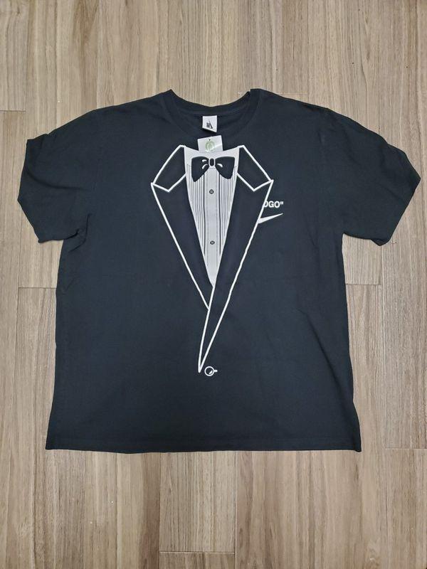 Nike x Off white tshirt sz XL