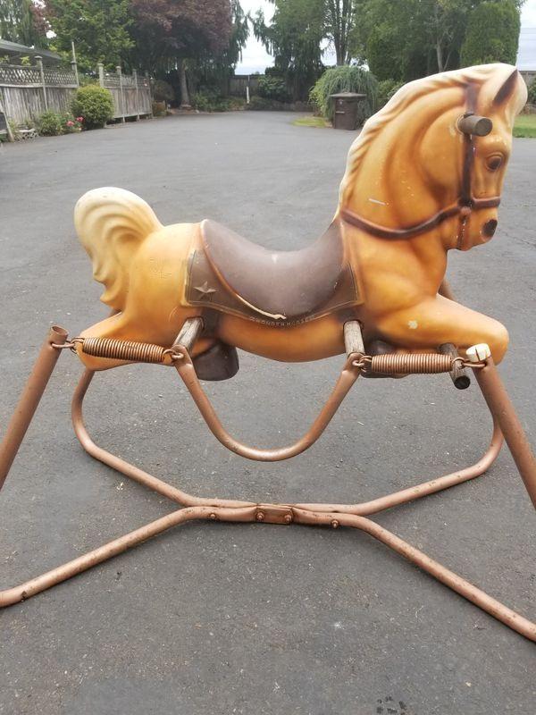 Vintage Wonder Horse