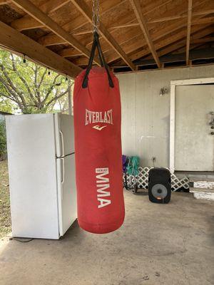 Punching bag, speed bag for Sale in San Antonio, TX