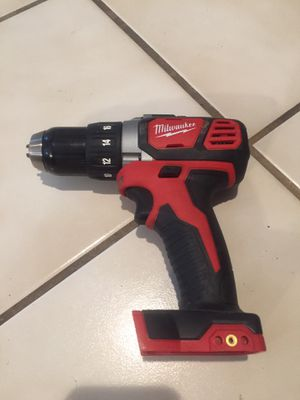 Milwaukee drill tool only. for Sale in Bethel Island, CA