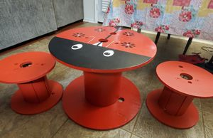 Kids Lady Bug Table &Chairs for Sale in San Antonio, TX