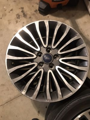 "(2) Ford Fusion 18"" OEM Wheel Rims for Sale in DuPont, WA"
