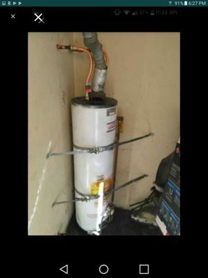 Water heaters and wall heaters sales new and used boilers sales for Sale in Los Angeles, CA