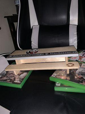 finger board/ tech deck wooden ramp for Sale in Carson, CA