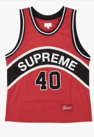 Supreme 40 Jersey for Sale in Buffalo, NY