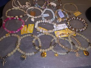 Bracelets periwinkle and Chavez for Sale in Carlsbad, CA