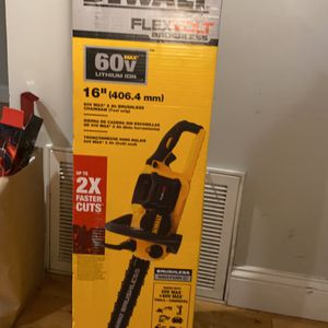 Chainsaw/Drill for Sale in Worcester, MA