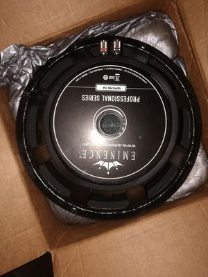 15 inch EMINENCE Professional Series Kappa Pro for Sale in Houston, TX