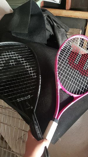 Pair of tennis rackets for Sale in Santa Ana, CA