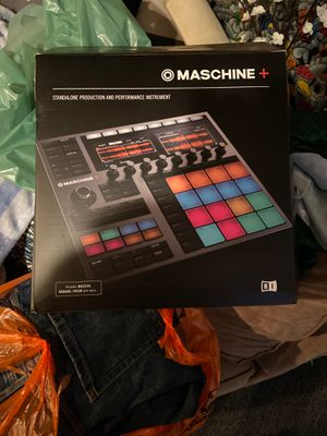 Maschine Plus + 2020+++ for Sale in Castro Valley, CA