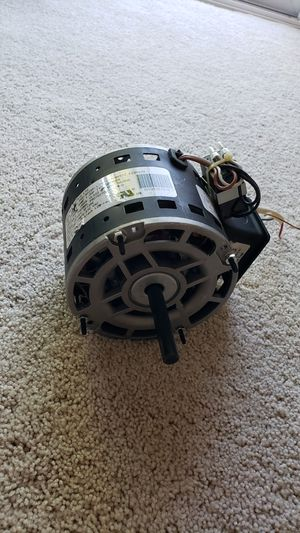 Brand New Unused 1/3 Horsepower 2-Speed Motor for Sale in Mission Viejo, CA
