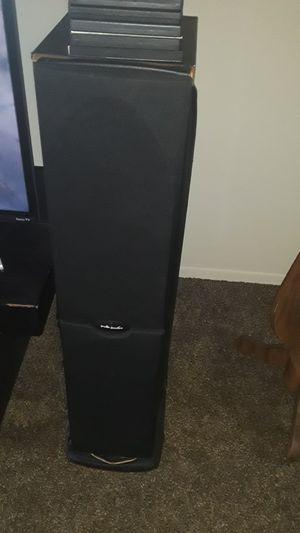 Polk audio speakers for Sale in Ypsilanti, MI