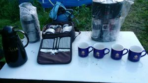 Gevalia coffee set for Sale in Cleveland, OH
