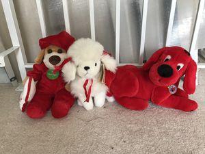 Stuffed animals new for Sale in Bailey's Crossroads, VA