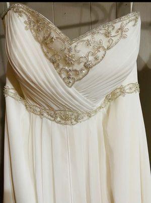 David's Bridal wedding dress for Sale in San Marcos, CA