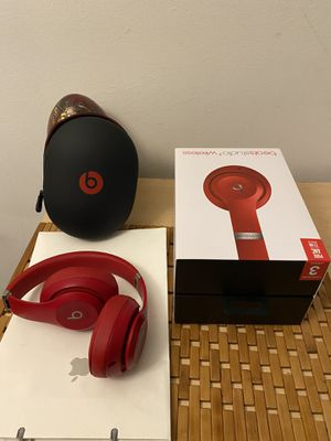 Beats by Dre studio 3 for Sale in Coplay, PA