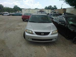 2001 Mazda 3 parts for Sale in Tampa, FL