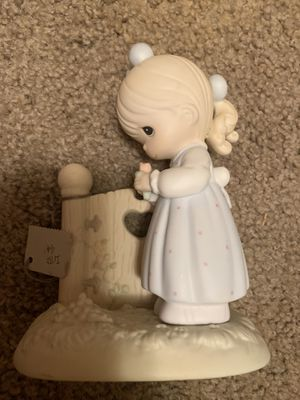 """Precious moments """" I will always be thinking of you"""" collectible for Sale in Warren, MI"""