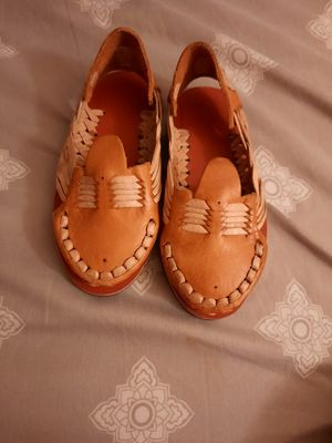 Authentic Mexican Unisex Guaraches for Sale in Raleigh, NC