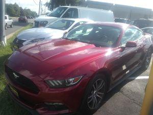 2016 ford mustang for Sale in Manassas, VA