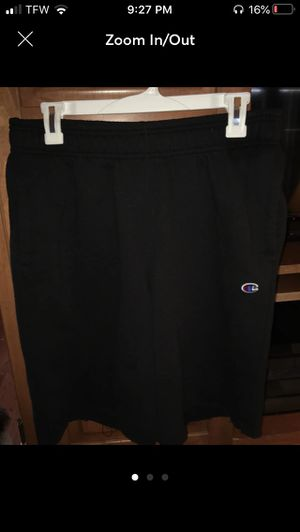 champion fleece shorts for Sale in Los Angeles, CA