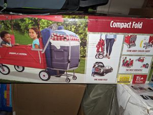 Radio flyer tailgater with cooler caddy for Sale in Spring Valley, CA