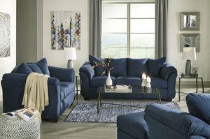 [SPECIAL] Darttrcy Blue Living Room Set for Sale in Beltsville, MD