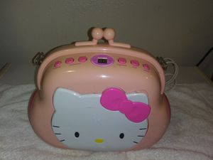 HELLO KITTY+++ CD/ RADIO for Sale in Gresham, OR