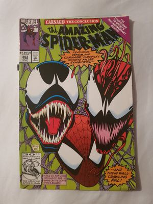 Amazing Spider-Man 363 for Sale in Oklahoma City, OK