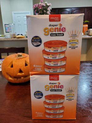 Genie Diaper Refill for Sale in Las Vegas, NV