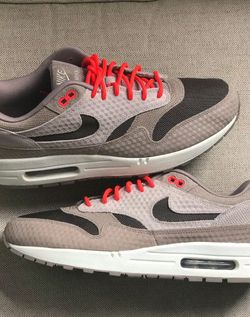Nike Air Max 1 Premium 'Moon Particle' Running Shoes Men's Size 13 for Sale in Long Beach,  CA