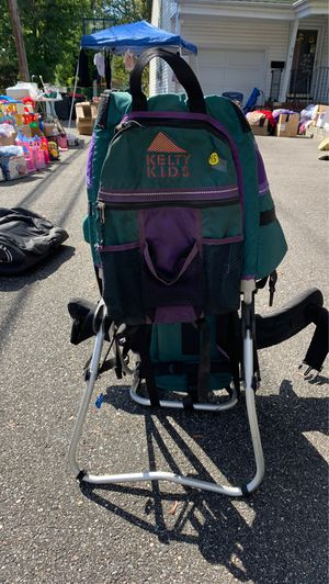 Kelty hiking kid pack for Sale in Bay Shore, NY