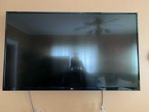 "50"" LG Smart TV for Sale in Pawtucket, RI"