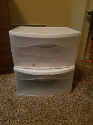 Rubbermaid storage containers for Sale in Denver, CO