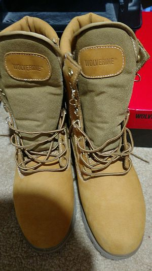 Wolverine work boot size 13 wide for Sale in Buffalo, NY