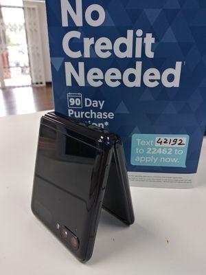 Samsung Galaxy Z Flip Unlocked for Sale in Tacoma, WA