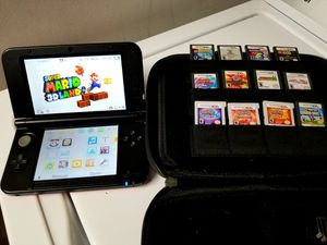 Nintendo 3DS XL and 22 games. Excellent Condition. for Sale in Plantation, FL