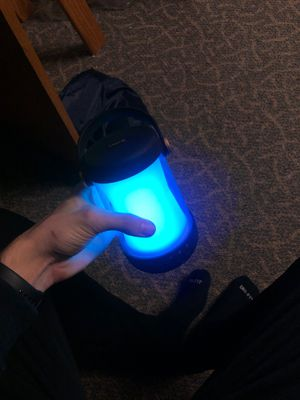 bluetooth light up speaker great sound for Sale in Solon, OH