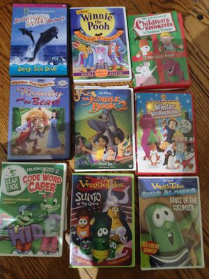 24 kids DVD for Sale in Lafayette, CA