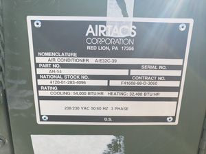 Airtacs Mobile Air Conditioning Unit for Sale in Las Vegas, NV