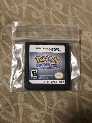 Nintendo Pokémon SoulSilver (DS, DSi, 3DS) for Sale in Dublin, OH