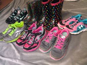Girls Boots and Sneakers lot for Sale in Federal Way, WA