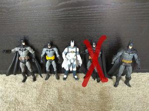 PICK YOUR FAVORITE VERSION OF BATMAN ACTION FIGURE for Sale in Alameda, CA