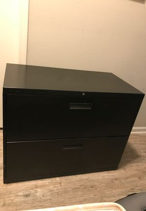 File cabinet for Sale in Fort Worth, TX