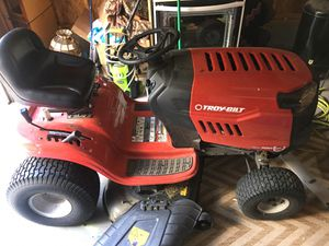 """Riding Mower, Troy Bilt 42"""" deck for Sale in Prince George, VA"""