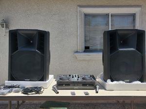 DJ MIXER, SPEAKER, FULL EQUIPMENT for Sale in Pico Rivera, CA
